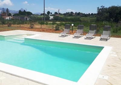 Casa Vacanze Villetta Balestrate Villa Green